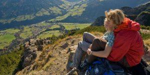 Klettern im Alpbachtal